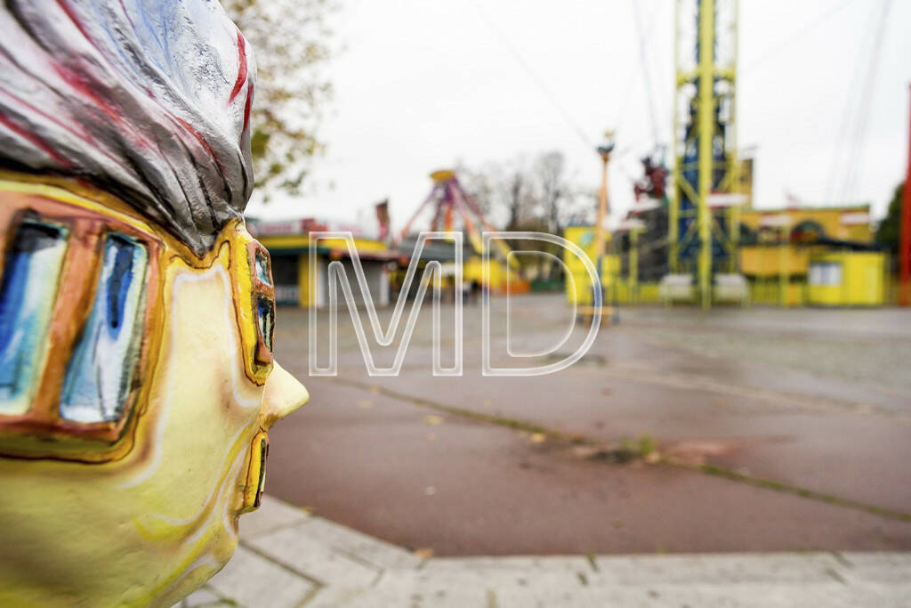 Wurschtelprater, Wien, © Martina Draper (15.12.2012)