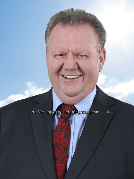 Helmut Emminger (Direktor) : Fusion der Volksbank Enns-St. Valentin mit der Volksbank Niederösterreich auch technisch gut verlaufen : Fotocredit: Volksbank Niederösterreich AG/Gerhard Sengstschmid, © Aussendung (24.10.2016)
