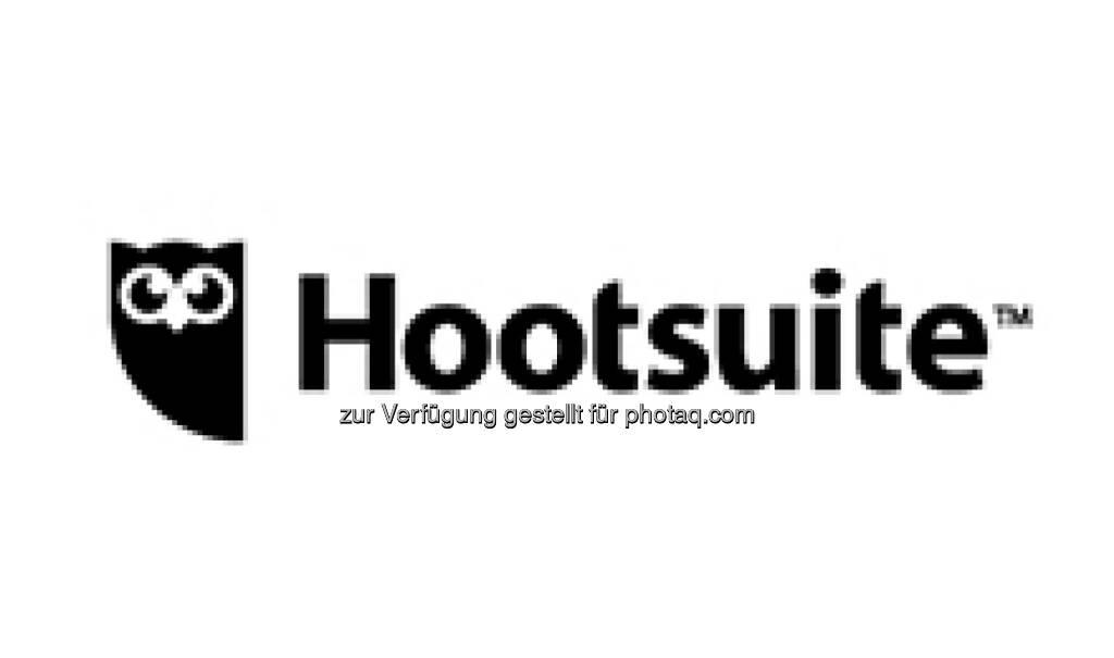 Hootsuite Logo : Hootsuite kooperiert mit führenden Lösungsanbietern für Social Media-Werbung und baut seine Social Media Plattform weiter aus : Fotocredit: Hootsuite, © Aussendung (25.10.2016)