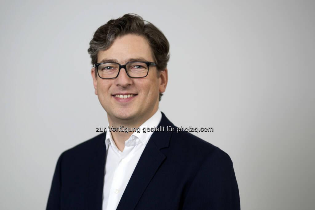 Christoph Winkler ist neuer Bundesgeschäftsführer bei Maschinenring Österreich : Fotocredit: Maschinenring/Wurnig, © Aussender (27.10.2016)