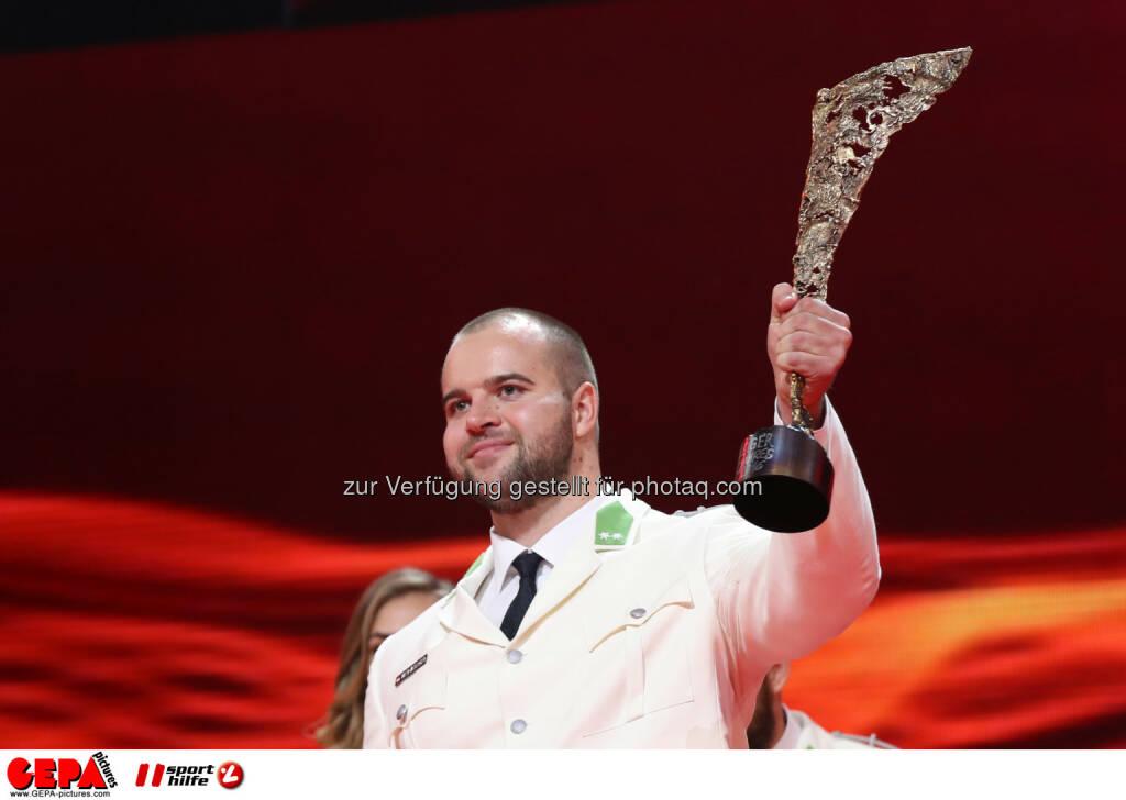 Lukas Weisshaidinger (AUT) Photo: GEPA pictures/ Christian Walgram (28.10.2016)