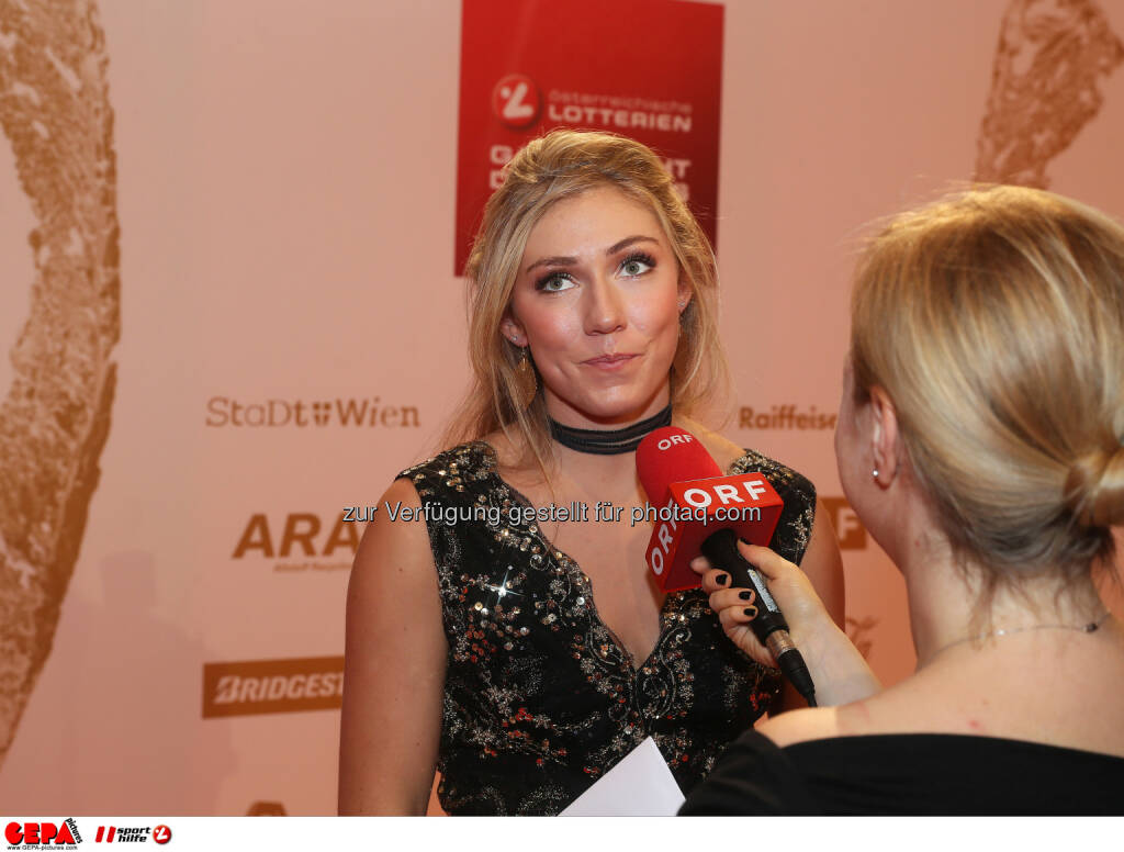 Mikaela Shiffrin (USA) Photo: GEPA pictures/ Hans Oberlaender (28.10.2016)