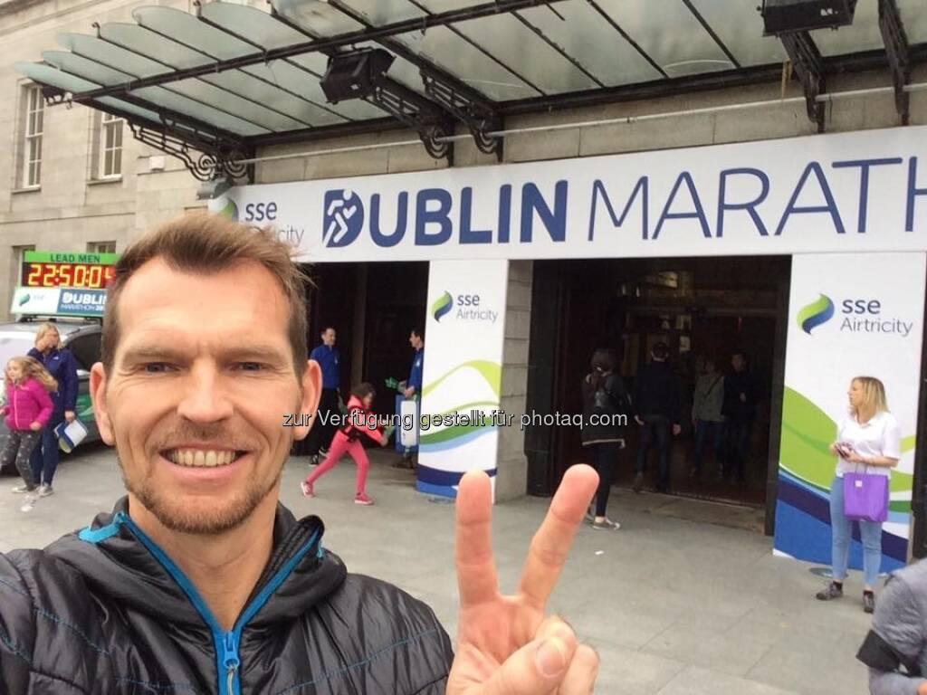 Dublin Marathon (29.10.2016)