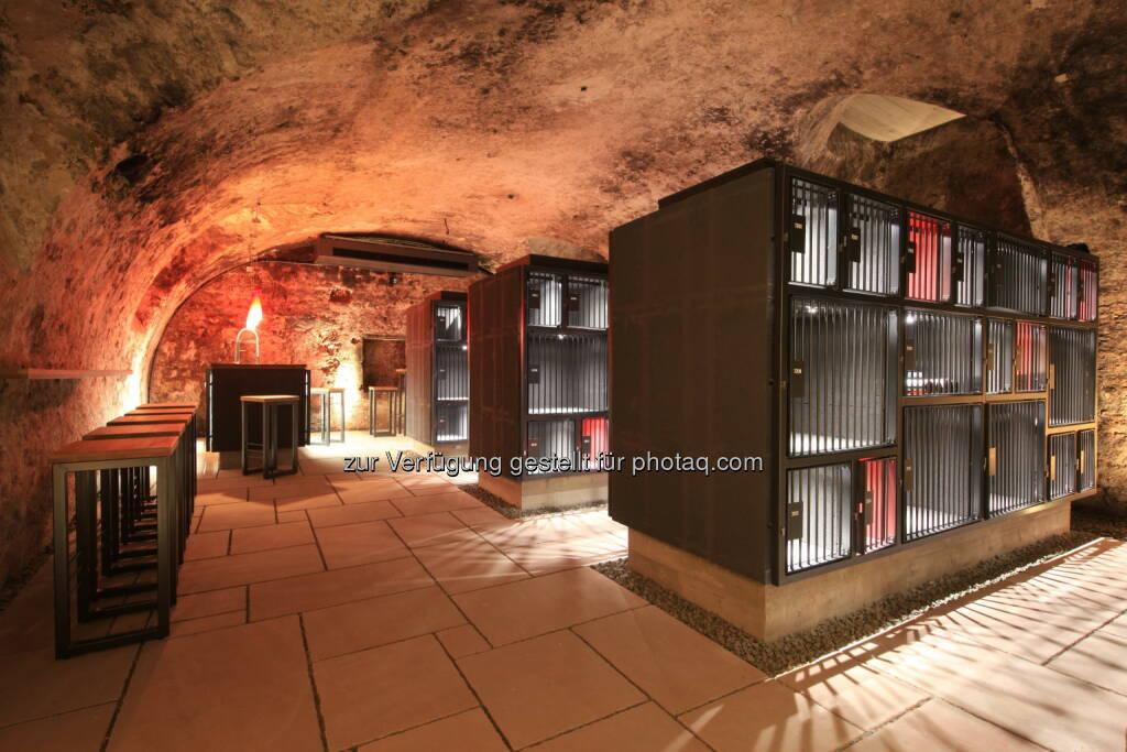 wineBANK: Wenn Banker eine wineBANK eröffnen: Private Members' Club für Weinliebhaber neu in der Pfalz (Bild: Christian König), © Aussendung (02.11.2016)