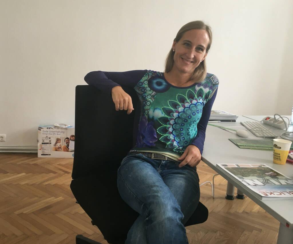 Mit Valerie Ferencic über Risikokapital, Startups und Zertifikate (03.11.2016)