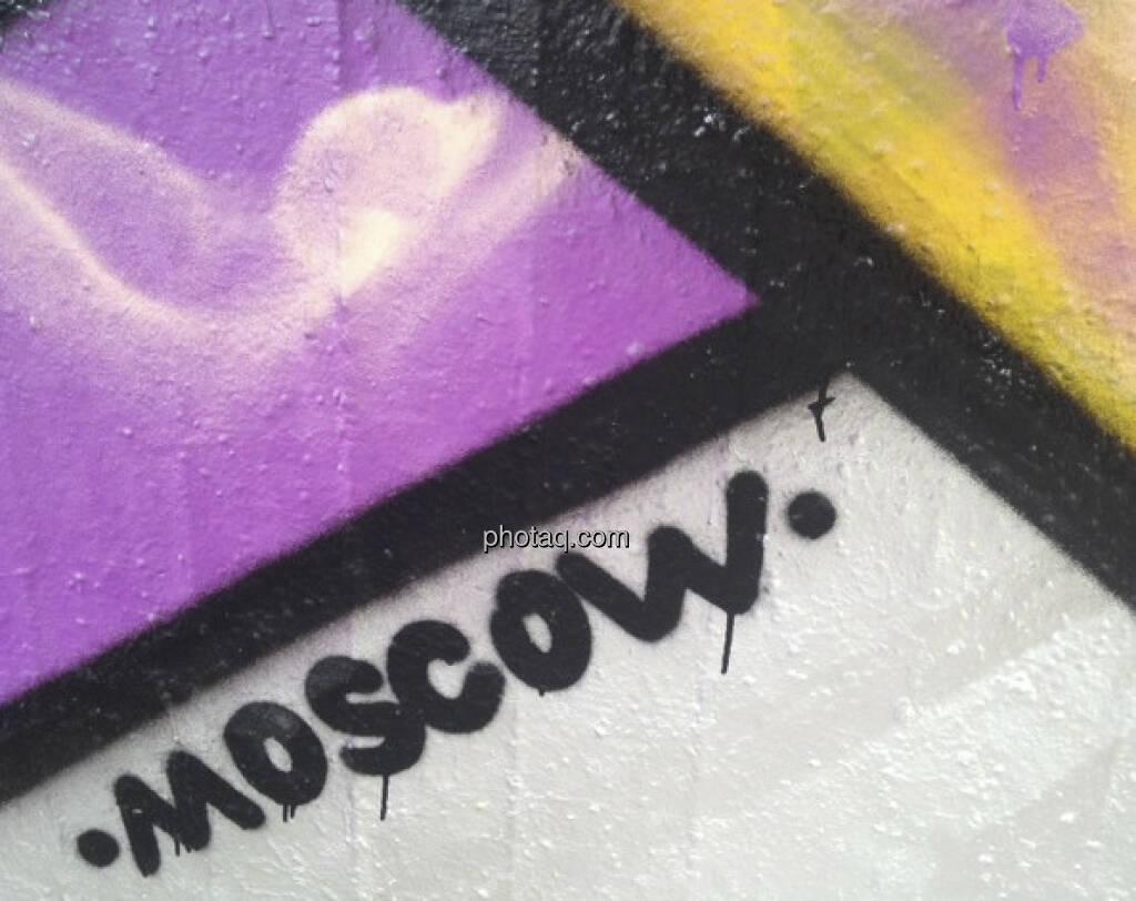 Moskau, Russland (02.05.2013)