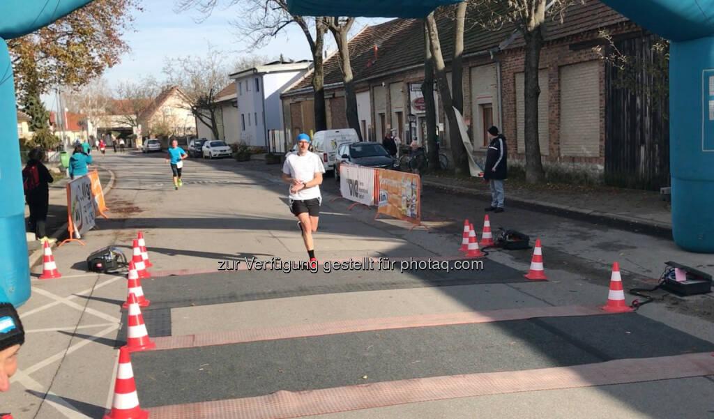 Josef Chladek: 6,6 in 32:37 (Pace 4:56) (20.11.2016)
