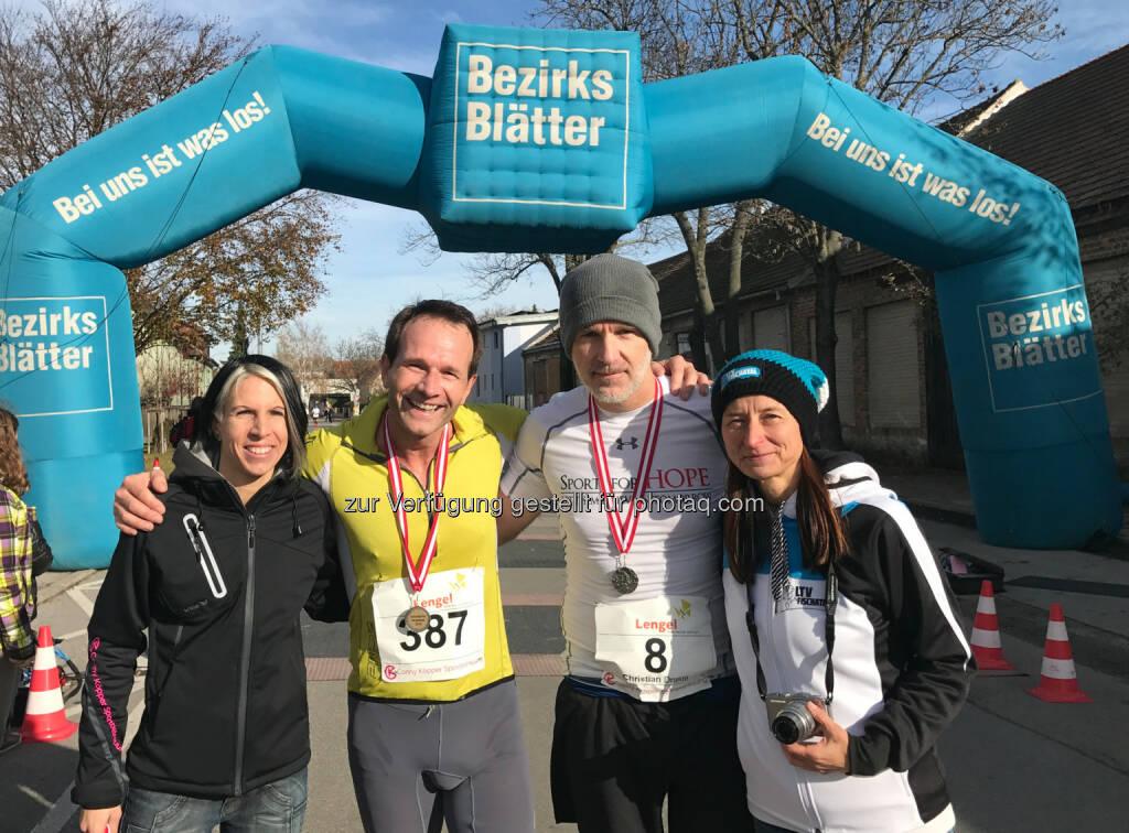 Conny Köpper, Alexander Rüdiger, Christian Drastil, Daniela Langhammer (20.11.2016)