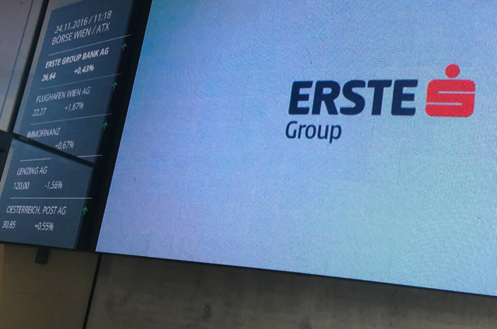 Erste Group (24.11.2016)