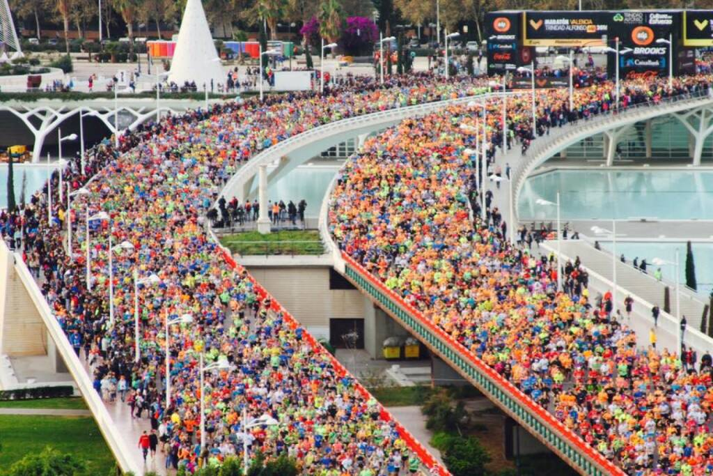 Valencia Marathon by Heidi Novy (26.11.2016)