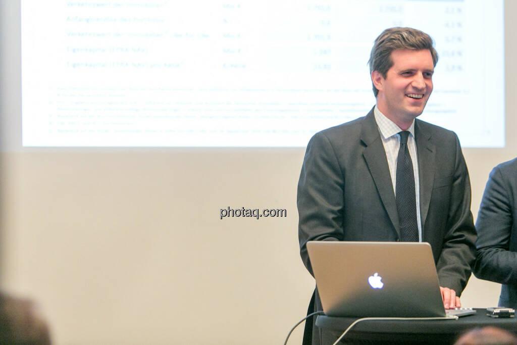 Clemens Billek (conwert), © Martina Draper/photaq (27.11.2016)
