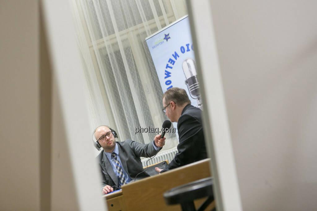 Sebastian Leben (BRN), Gregor Rosinger (Rosinger Group), © Martina Draper/photaq (27.11.2016)