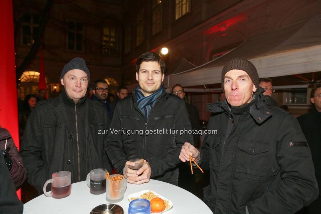 Wiener Börse Punsch 2016, © Wiener Börse AG/APA-Fotoservice/Tanzer (02.12.2016)