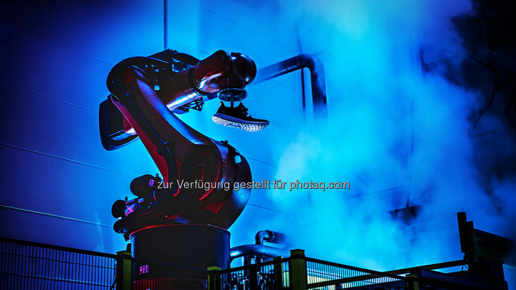 adidas Futurecraft Speedfactory (Fotocredit: adidas), © Aussendung (07.12.2016)