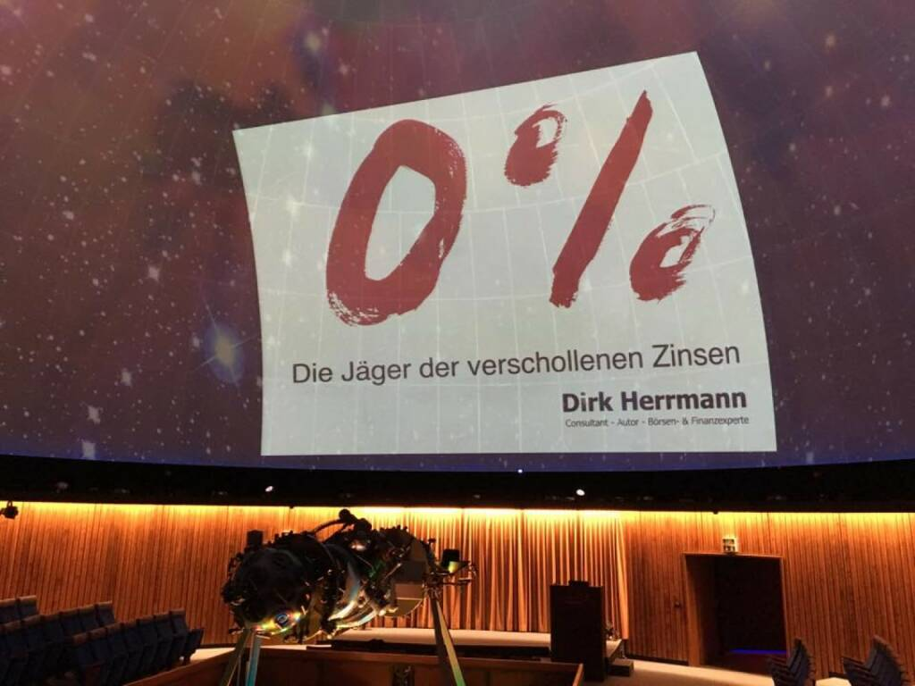Nullzinsen, © Dirk Herrmann (07.12.2016)
