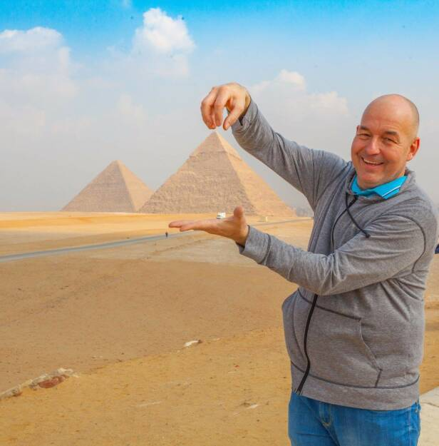 Pyramiden Ägypten, © Dirk Herrmann (07.12.2016)