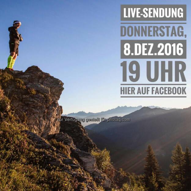 Florian Neuschwander, Einladung, © Florian Neuschwander (07.12.2016)