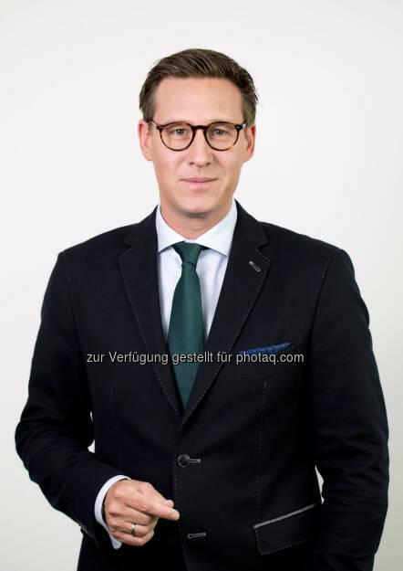 Manuel Reiberg ist neuer Fopi Präsident: Fopi - Forum der forschenden pharmazeutischen Industrie: Manuel Reiberg ist neuer Fopi-Präsident (C) Daiichi Sankyo, © Aussender (07.12.2016)