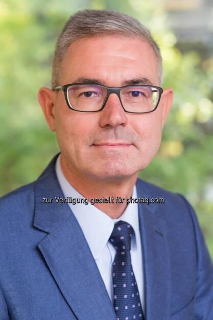 Peter Giffinger neuer Geschäftsführer von Saint-Gobain Isover Austria (C) Franz Pflügl/Isover, © Aussender (21.12.2016)