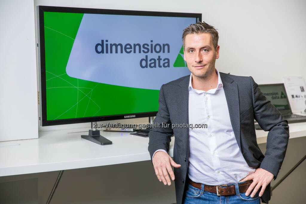 Matthias Resatz: Neuer Director Solutions bei Dimension Data Austria (C) Dimension Data, © Aussender (21.12.2016)