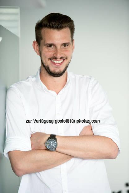 Stefan Weger, Head of Product Management bei Styria Digital Services: styria digital one GmbH: Styria Media Group startet YouTube-Kanal JoomBoos TV (C) Styria Media Group, © Aussender (03.01.2017)