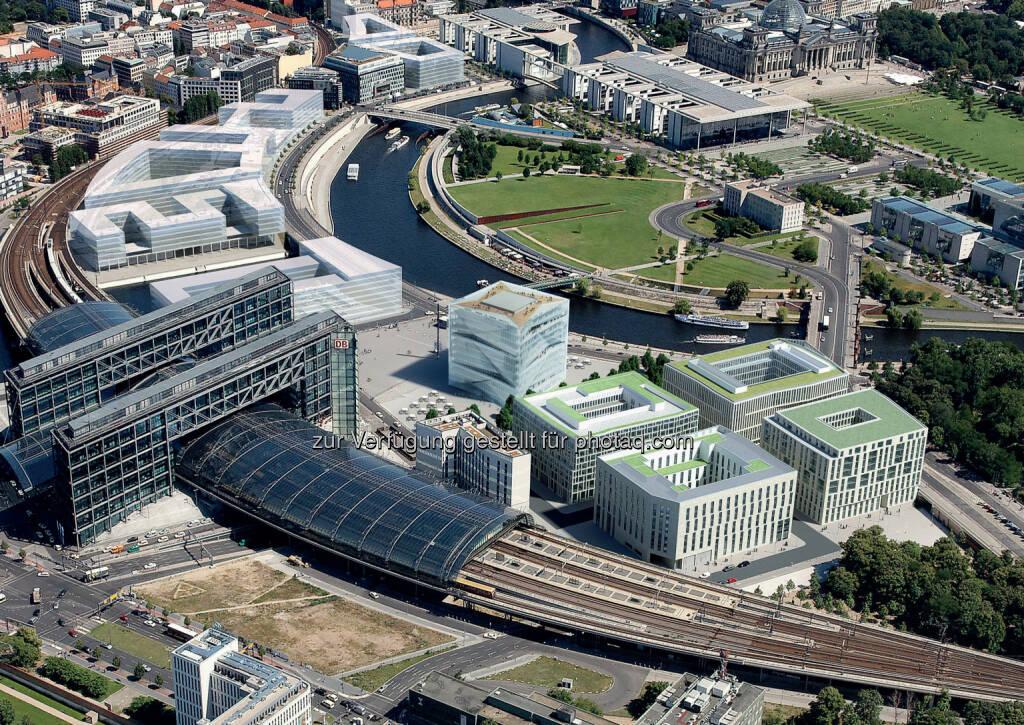 CA Immobilien Anlagen AG: CA Immo verkauft Büroprojekt in Berliner Top-Lage (Fotocredit: CA Immo), © Aussendung (09.01.2017)