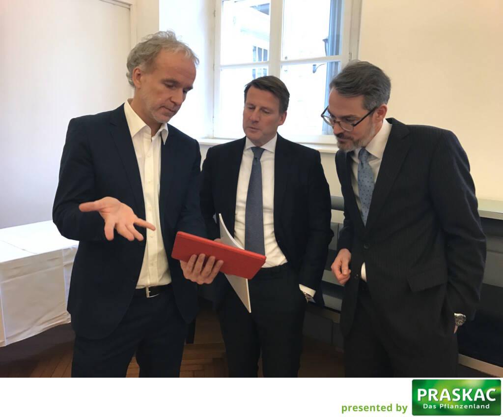 Mit Lars Brandau und Heiko Geiger (18.01.2017)