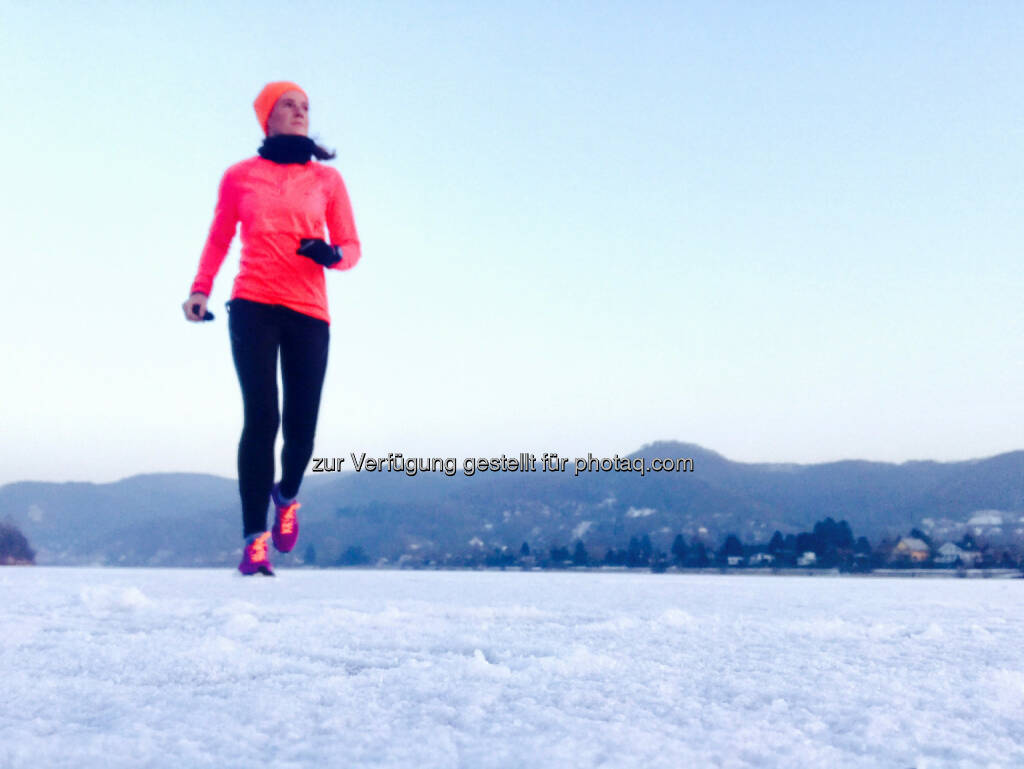 running on ice (19.01.2017)