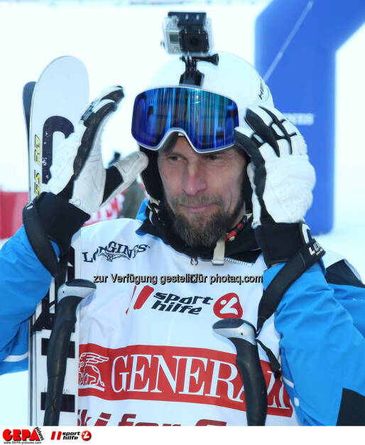 Ski for Gold Charity Race. Image shows Marco Buechel. Photo: GEPA pictures/ Harald Steiner (26.01.2017)