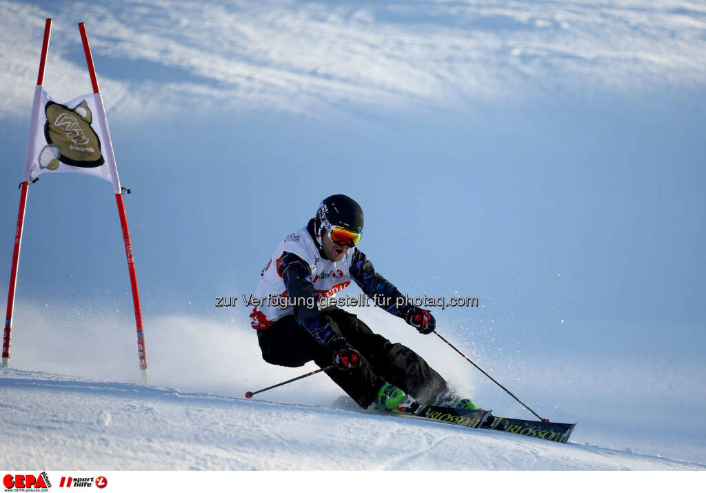 Ski for Gold Charity Race. Image shows Reinfried Herbst. Photo: GEPA pictures/ Daniel Goetzhaber (26.01.2017)