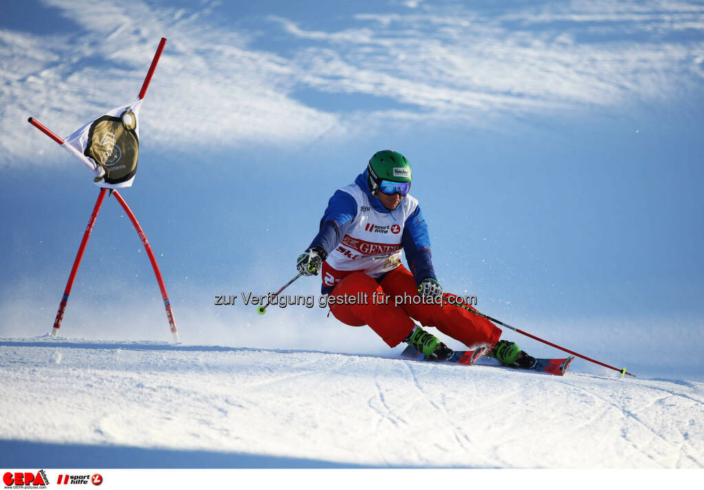 Ski for Gold Charity Race. Image shows Manfred Pranger. Photo: GEPA pictures/ Daniel Goetzhaber (26.01.2017)