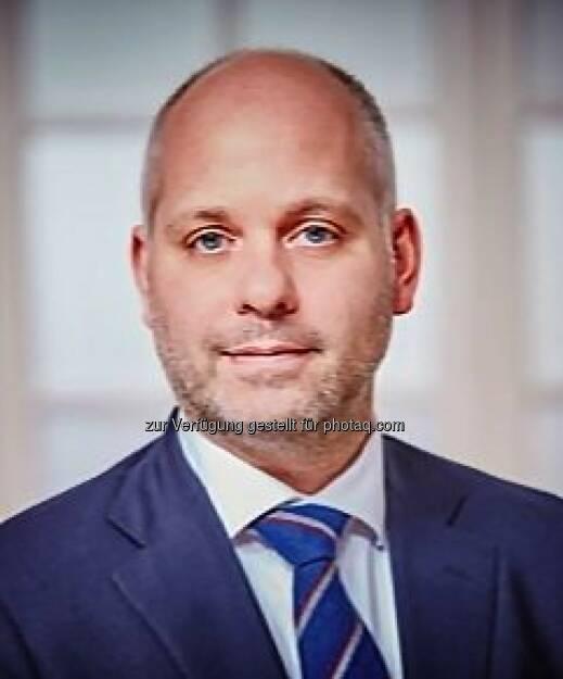 Bernd Oswald: Novomatic Group: Bernd Oswald wird neuer Aufsichtsratsvorsitzender der Novomatic AG (C) Novomatic, © Aussender (30.01.2017)