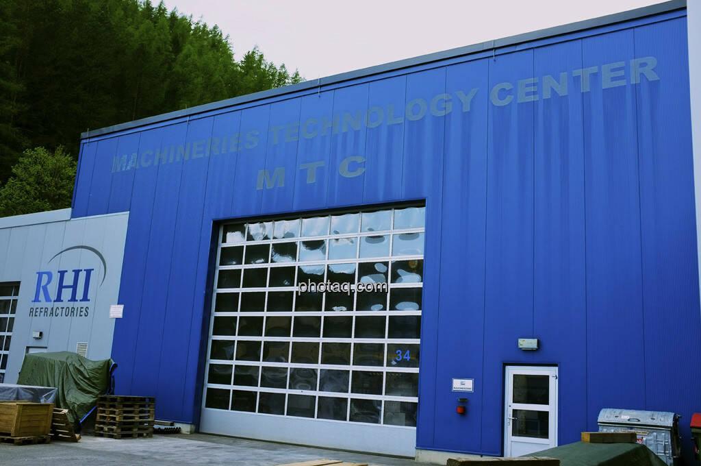 RHI, Veitsch, MTC, Machineries Technology Center (09.05.2013)