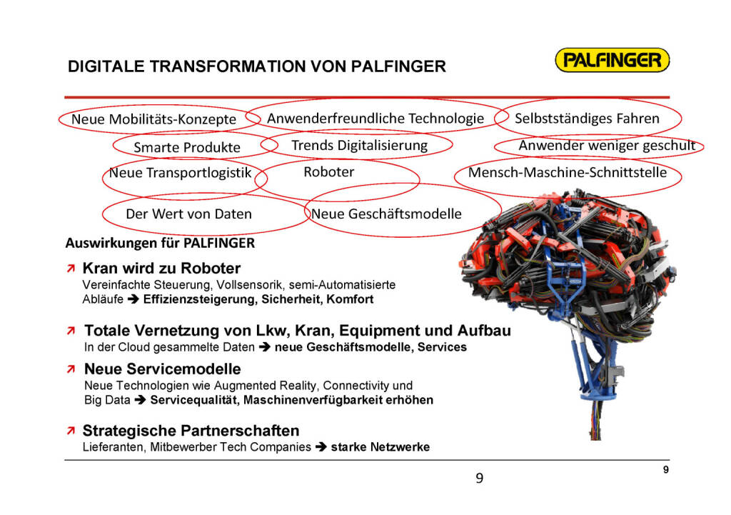 Palfinger - Digitale Transformation (01.02.2017)
