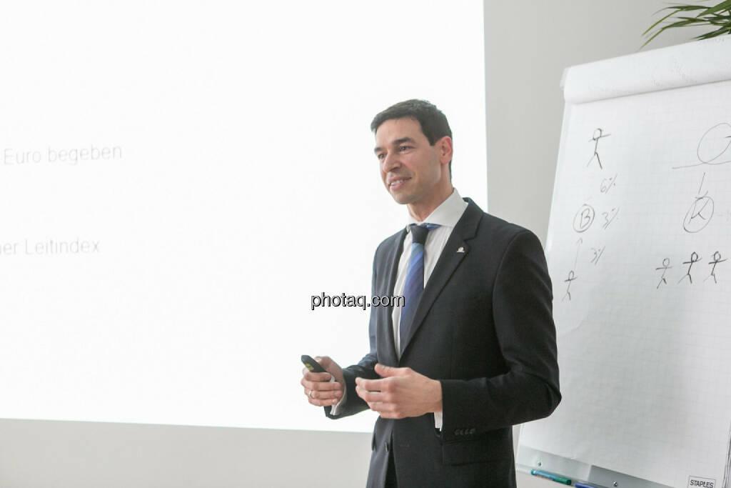 Michael Oplustil (Uniqa), © Martina Draper/photaq (01.02.2017)