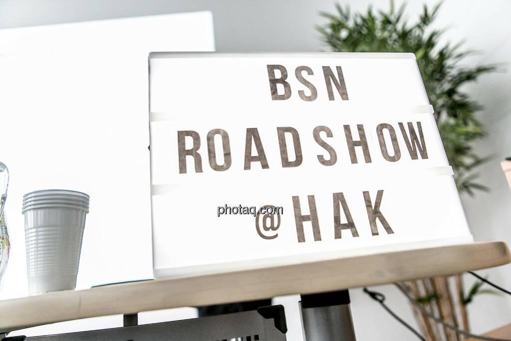 BSN Roadshow #66, © Martina Draper/photaq (01.02.2017)