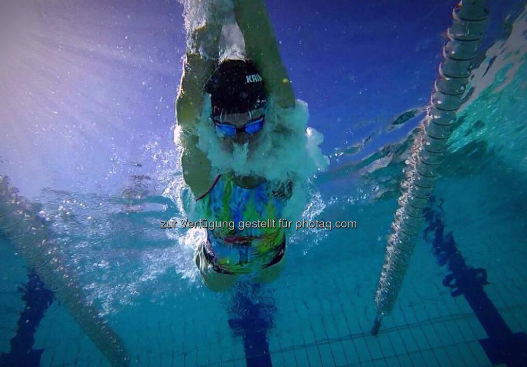 Tanja Stroschneider, schwimmen, unter Wasser, atmen, © Tanja Stroschneider (03.02.2017)