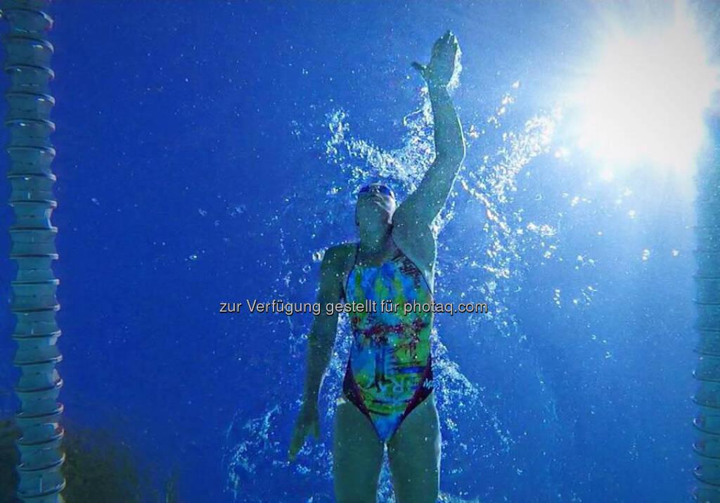 Tanja Stroschneider, schwimmen, kraulen, © Tanja Stroschneider (06.02.2017)