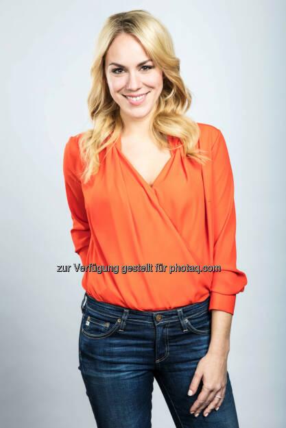 Kathi Wörndl: RTL II: Kathi Wörndl wird neue RTL II News-Moderatorin (C) RTL II, © Aussendung (06.02.2017)