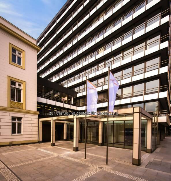 Berenberg: Jahresüberschuss von Berenberg steigt um 56% auf 161 Mio. Euro (Fotocredit: Berenberg), © Aussendung (07.02.2017)