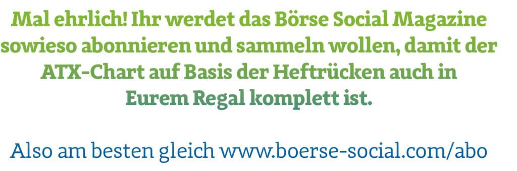 www.boerse-social.com/abo @drastil (08.02.2017)