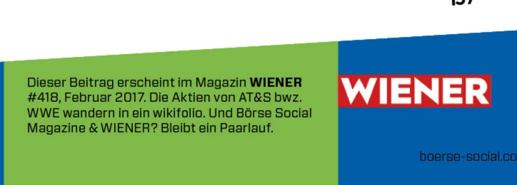 WIENER Börse (08.02.2017)