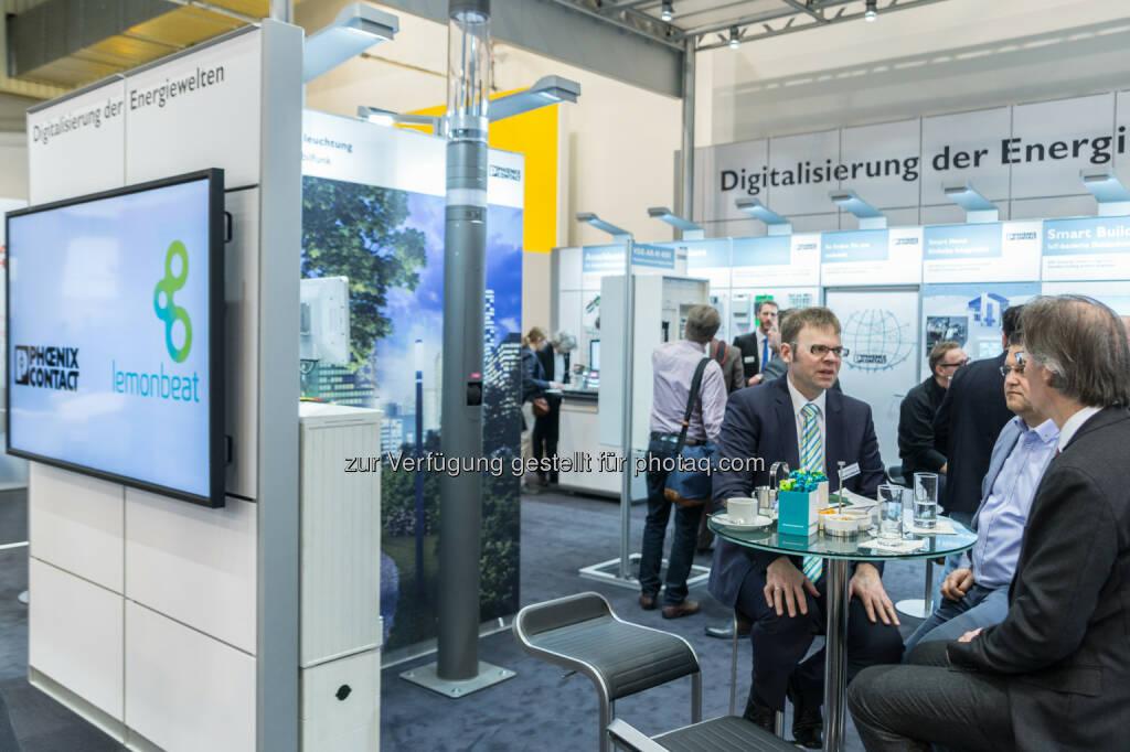 Lemonbeat GmbH: Kooperation: Lemonbeat und Phoenix Contact setzen neue Maßstäbe für die Building IoT-Welt (C) Lemonbeat GmbH, © Aussendung (08.02.2017)