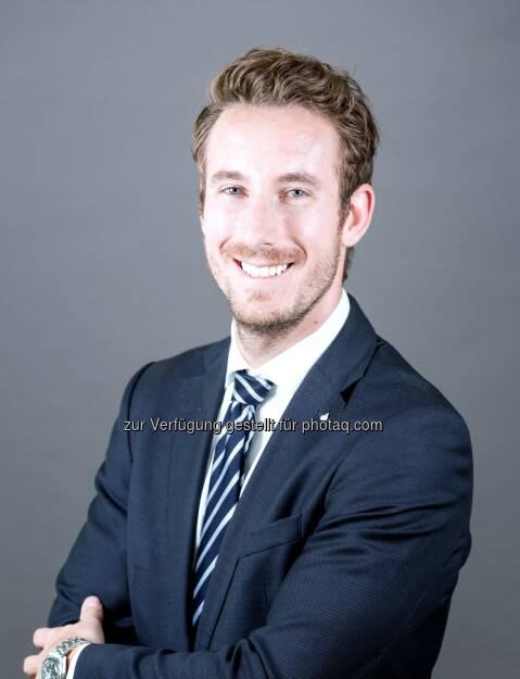 Akad. Vkfm. Wolfgang Petrin als Key Account Manager - Donau Versicherung AG Vienna Insurance Group: Karriere mit Lehre – bei der DONAU Versicherung (Fotocredit: DONAU Versicherung), © Aussender (08.02.2017)