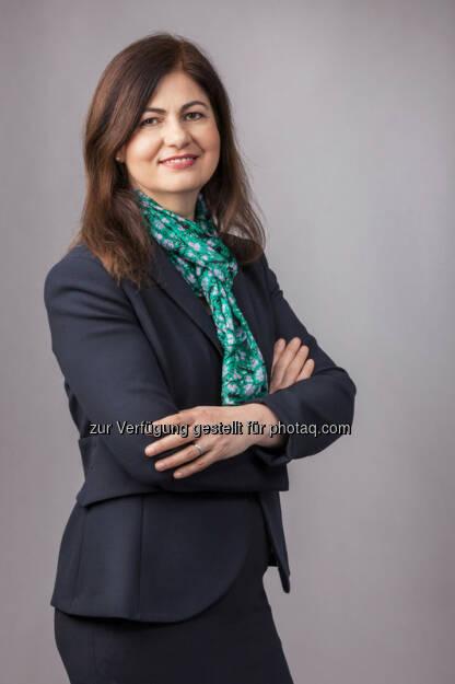 Elisabetta Castiglioni, CEO A1 digital international GmbH (Fotocredit: 2017 Renée del Missier), © Aussender (14.02.2017)