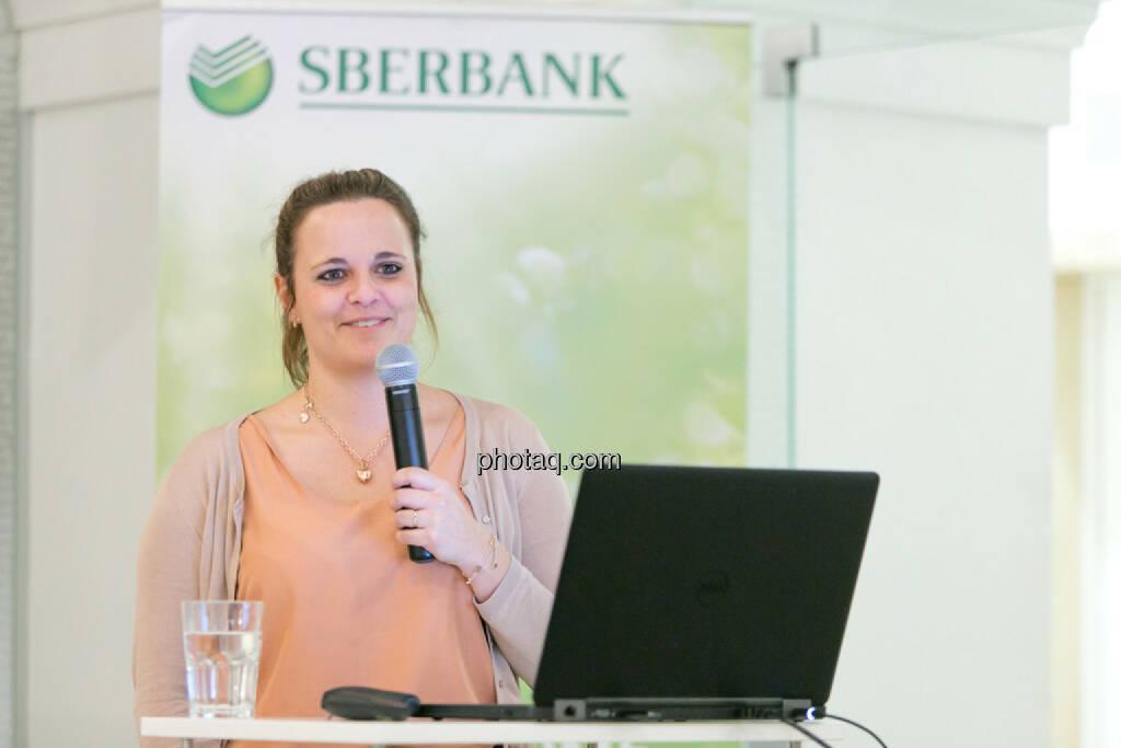 Anja Soffa (Sberbank), © Martina Draper/photaq (16.02.2017)