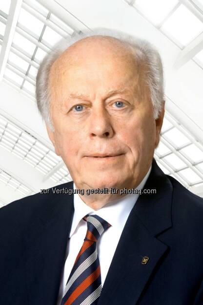 NOVOMATIC GROUP: NOVOMATIC: Aufsichtsratsvorsitzender Herbert Lugmayr verabschiedet sich nach 20 Jahren (Fotocredit: Novomatic), © Aussender (17.02.2017)