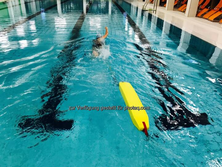 schimmen, Wasserrettung