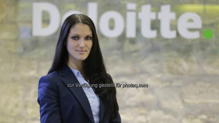 Cornelia Bartholner (c) Deloitte