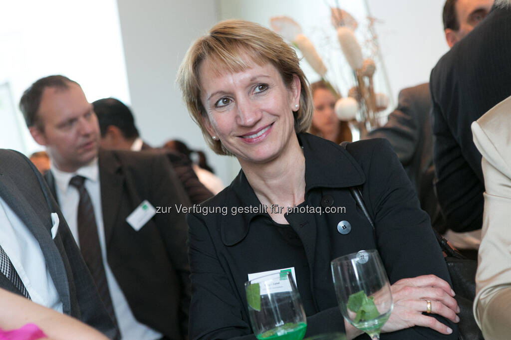 Birgit Zabel (UniCredit), © Martina Draper für BE / finanzmarktfoto.at (14.05.2013)